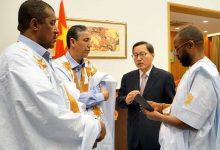 صورة مع انتهاء مأموريته.. هكذا وصف موريتانيون السفير تشانغ