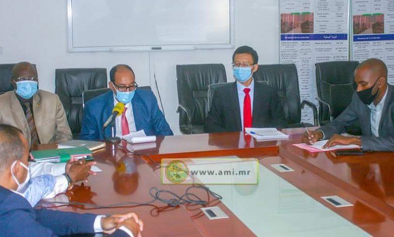 صورة المركز الموريتاني الصيني للدراسات المعاصرة يطلق أنشطته