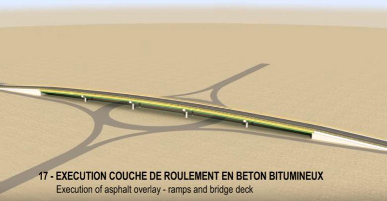 صورة الصين تَتَحمَّل تكاليف بناء أول جسر داخل العاصمة الموريتانية