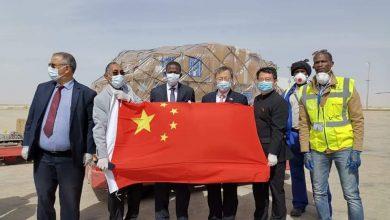 صورة بدء التنسيق لنقل 50 ألف لقاح مقدمة من الصين
